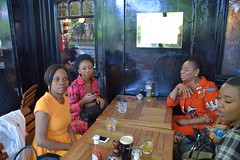 DSC_1849 Wintrade Rest and Recreation at The Swan Pub Bayswater Road and Hyde Park London with Justina Mutale Bridget John Gulrukh Khan Nicole Ross and Chereena Miller (photographer695) Tags: wintrade rest recreation the swan pub bayswater road hyde park london with justina mutale bridget john gulrukh khan nicole ross chereena miller