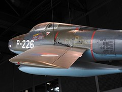 "F-84F Thunderstreak 5 • <a style=""font-size:0.8em;"" href=""http://www.flickr.com/photos/81723459@N04/26882000917/"" target=""_blank"">View on Flickr</a>"