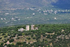 (orientalizing) Tags: architecture fortified greece houses landscape mani maniote mezapos plateau stone towerhouses traditional