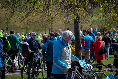 #POP2018  (211 of 230) (Philip Gillespie) Tags: pedal parliament pop pop18 pop2018 scotland edinburgh rally demonstration protest safer cycling canon 5dsr men women man woman kids children boys girls cycles bikes trikes fun feet hands heads swimming water wet urban colour red green yellow blue purple sun sky park clouds rain sunny high visibility wheels spokes police happy waving smiling road street helmets safety splash dogs people crowd group nature outdoors outside banners pool pond lake grass trees talking bike building sport