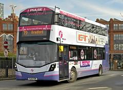 SL16YOM First Leeds 35225 (martin 65) Tags: wrightbus westyorkshire road transport edinburgh public london lothian first group leeds vehicle bus buses