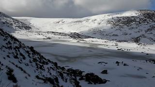 Ireland | Frozen Lake