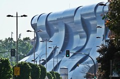 Nuevo estadio (Franco D´Albao) Tags: francodalbao dalbao fujifilmfinepixhs50exr stadium estadio balaídos vigo architecture celtadevigo ciudad city