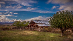 Veyo Ranch (emiliopasqualephotography) Tags: veyout hurricaneut utah ranch barn ruraldecay clouds sky west