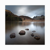 Blea tarn (Frans van Hoogstraten) Tags: cumbria lakedistrict dawn uk lake stone landalepikes reflection