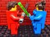 Brick Duel (sander_sloots) Tags: lego minifig series18 serie minifiguur stenen bricks toys toy legobricks