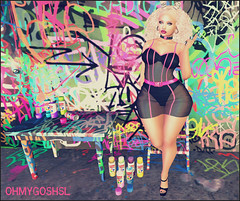 Color your Life (naddelewing) Tags: catwa pink fuel conviction besom maitreya mandala runaway fameshed access event villena reign eclat foxcity paparazzi yummy hustler
