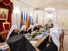 21. Заседание Священного Синода РПЦ 14.05.2018