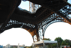 Париж Ейфелева вежа InterNetri  France 022