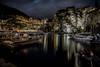 Nightfall in Monaco..... (Dafydd Penguin) Tags: night shot slow shutter speed tripod after dark sea water boats yacht marina harbour harbor port dock harbourside waterside cliffs coast coastal monaco fontvieille leica m10 elmarit 21mm f28
