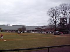 Poughkeepsie 12 (MFHarris) Tags: marist poughkeepsie ncaa collegebaseball mccann redfoxes ballpark baseball stadium