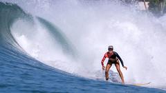 nias (sandilesmana28) Tags: surfing sea ocean water blue indonesia nias sport action travel