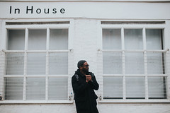 In House (Leo P. Hidalgo (@yompyz)) Tags: london random photo shoot city shoreditch old street