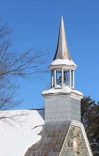 Frost Village Church Bell Tower