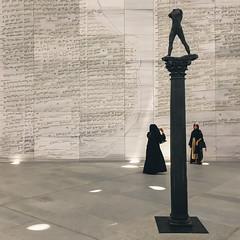 poses (rick.onorato) Tags: abu dhabi united arab emirates uae arabian desert louvre museum posing