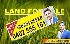 Lot 2619 Suters Avenue, Marsden Park NSW