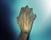 Transformation #2 (Allison Coles) Tags: surrealphotography webbedhands seacreature transformation slime hand allisoncolesphotography