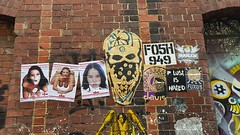 Vink, Fo5h, P-lust, Dr. Nothing & Davis... (colourourcity) Tags: streetart streetartnow graffiti graffitimelbourne burncity awesome colourourcity nofilters melbourne streetartaustralia davis pluts vink fosh fo5h drnothing tcf thechosenfew