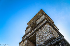 In ancient Palenque / В древнем Паленке (Vladimir Zhdanov) Tags: travel mexico chiapas palenque maya sky palace ruins architecture building tower