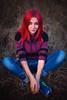 IMG_3979-Edit (tatjanochka1) Tags: redhair jeans beautifulgirl