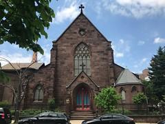 Grace & St. Peter's Episcopal Church (1852, J. Crawford Neilson), 707 Park Avenue, Baltimore, MD 21201 (Baltimore Heritage) Tags: church episcopal monumentstreet mountvernon parkavenue religiousbuilding baltimore maryland