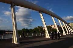 Ponte della Musica (Francesco Dini) Tags: ponte bridge musica trovajoli roma rome italia italy italie foro italico