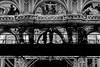Stairway to Klimt (christikren) Tags: khm artmuseum blackwhite christikren exhibition kunst kunstmuseum museum noiretblanc österreich sw vienna wien gustavklimt bw staircase history