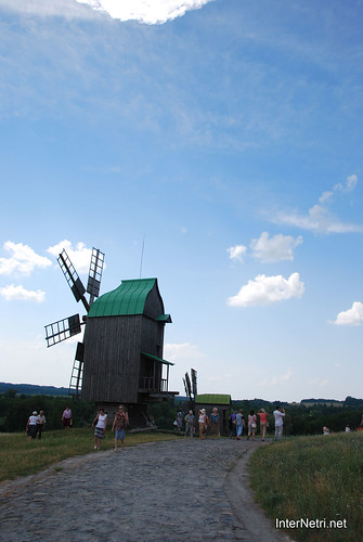 Музей в Пирогові ВІтряки InterNetri Ukraine 124