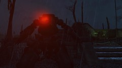 Fallout4 - Security rain or shine (tend2it) Tags: fallout4 fallout 4 rpg game pc ps4 xbox screenshot screenarchery reshade postprocessing injector nuclear apocalyptic future robot eraser enb sweetfx