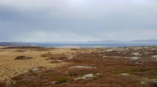 Vadso by the Varangerfjord
