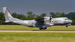 CASA C-295 M 027 Polish Air Force (William Musculus) Tags: sxb lfst strasbourg entzheim airport aeroport 027 polish air force casa c295 m c295m airbus eads william musculus