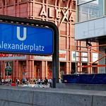 U-Bahnhof (U2/U5/U8) Alexanderplatz - Eingang thumbnail