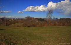 Italian countryside (- Crupi Giorgio (official)) Tags: italy reggio emilia nature landscape sky clouds green canon canoneos7d sigma sigma1020mm