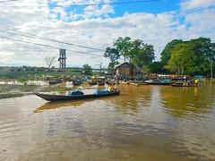 #amazonas #jungla #bote #caserio #river (patrickmafaldo) Tags: amazonas river caserio bote