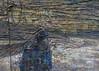 Nuclear Power Picture (2/3 - Detail) (steveleenow) Tags: takashimurakami murakami japaneseart art arthistory artist artists painting openingreception murakamisbirthdaybash superflat artwork nuclearpowerpicture 1988 straw cardboard silverandgoldpigmentoncanvas courtesyoftheartist vancouver britishcolumbia canada theoctopuseatsitsownleg vagxmurakami