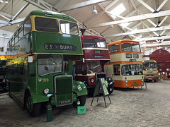 Bury Transport Museum (diamond geezer) Tags: bury burymanchester
