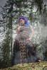 Misty Mountain (Luv Duck - Thanks for 12M Views!) Tags: teresa beautiful misty mask mardigrasmask alaskangirls anchoragegirls curvy sexy alaska