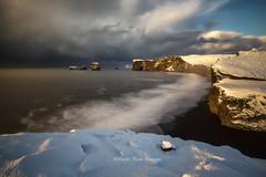 Dyrhólaey Lighthouse, Islandia (Alfredo.Ruiz) Tags: canon dyrhólaeylighthouse islandia invierno larga exposicion