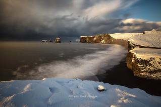 Dyrhólaey Lighthouse, Islandia