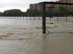 IMG_20180410_104339 (Fotografías Gaby) Tags: rioebro ebro zaragoza crecida extraordinaria riada rio españa aragón