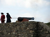 Cannon Firing (daryl_mitchell) Tags: louisbourg fortress national historic site capebreton island novascotia canada summer 2017 bastion cannon