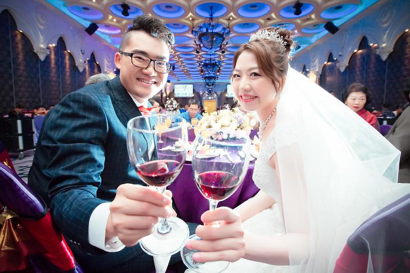 婚禮攝影 [ 孟熙❤瀞瑩 ] 訂結之囍@台中潮港城婚宴會館