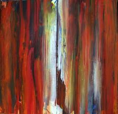 Red curtain 2 (Peter Wachtmeister) Tags: artinformel art mysticart modernart popart artbrut phantasticart minimalart acrylicpaint abstract abstrakt surrealismus surrealism hanspeterwachtmeister