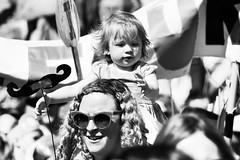 Brighton Fringe Festival Children's Parade 2018 (Janardan das) Tags: blackandwhite blackandwhitephotography bw england uk unlimitedphotos society sussex eastsussex child kids streetphoto streetphotography celebration 2018 tamron nikond3300 dof children'sparade festival brightonfringe children people culture life brighton nikon