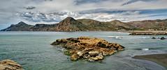 Portmán - Playa del Lastre (J.A.G. Gallego) Tags: launión portmán playadellastre sony a99 darktable tamron2470usd