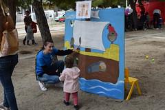 Fiesta parque empreaarial (Talleres infantiles  )