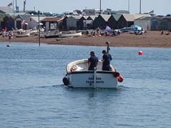 Teignmouth Harbour Master (guyfogwill) Tags: barbara boat boats devon guyfogwill harbourmaster shaldon teignmouth unitedkingdom gbr guy fogwill