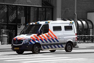 Politie Amsterdam Mercedes-Benz Sprinter