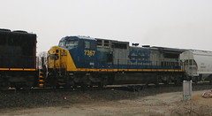 GECX 7367, Dixie, Neenah, 9 May 18-1 (kkaf) Tags: neenah dixie gecx excsx leaser c408w