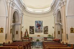 Iglesia de la Asuncion, Guadalest, Alicante (Carlos SGP) Tags: españa es comunidadvalenciana alicante guadalest iglesia eglise church virgen xviii templo catolico religion religiosa pintura madera altar